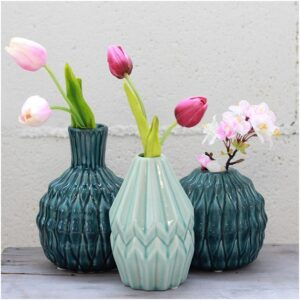 Home Decoration With Vases